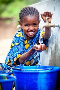 Senegal World Vision MADE BLUE