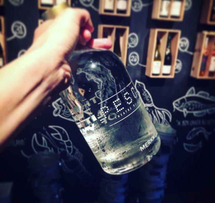 Onze flessen voorzien van logo bij PESCA
