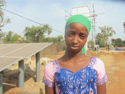 Kedougou Senegal World Vision Dambulla- MADE BLUE