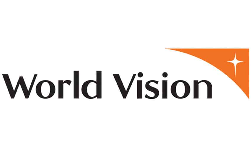 World Vision Logo - MADE BLUE samenwerking