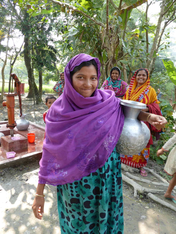 WASH op het platteland van Bangladesh i.s.m. Simavi