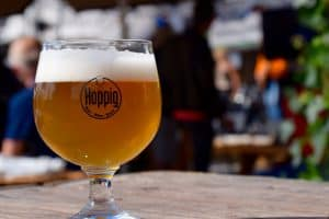 Hoppig bierfestival ambassadeur van MADE BLUE