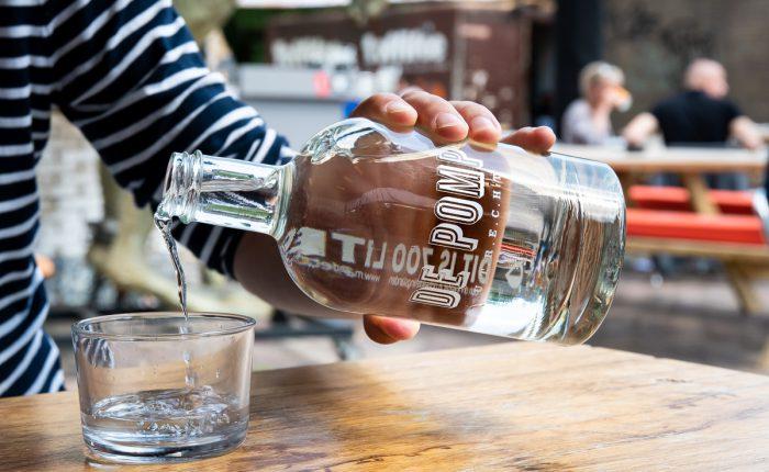 De pomp - Utrecht - MADE BLUE water - tafelwater, bronwater, kraanwater