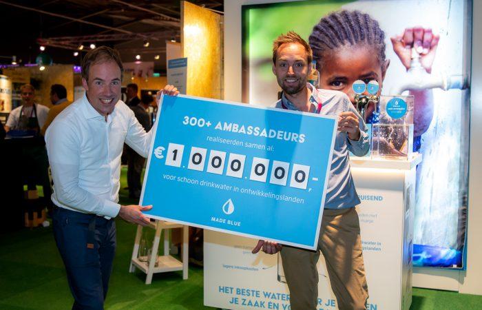 MADE BLUE - Gastvrij Rotterdam - Dit smaakt naar meer - 1 miljoen