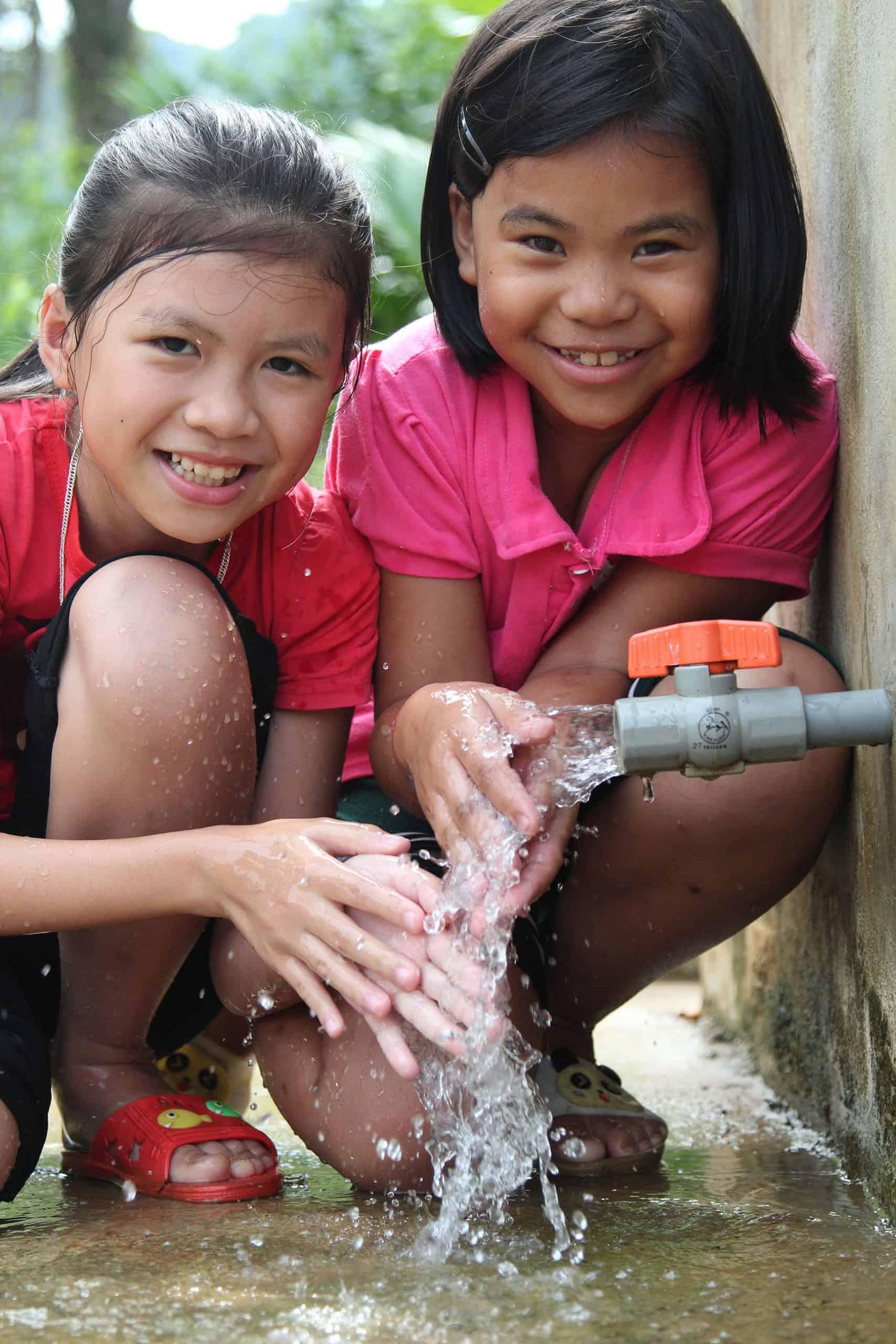 Schoon drinkwater voor de minderheidsgroepen in Vietnam - Ba Thuoc district - Dien Quang - World Vision