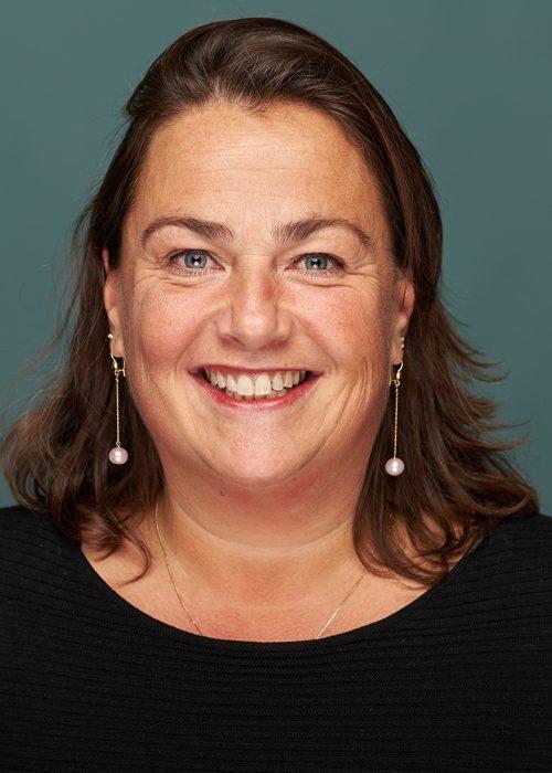 Carolien Gadella - Van Wersch, voorzitter MADE BLUE Foundation
