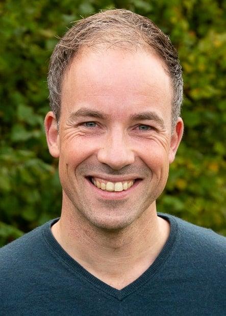 Machiel van Dooren, bestuur MADE BLUE Foundation.