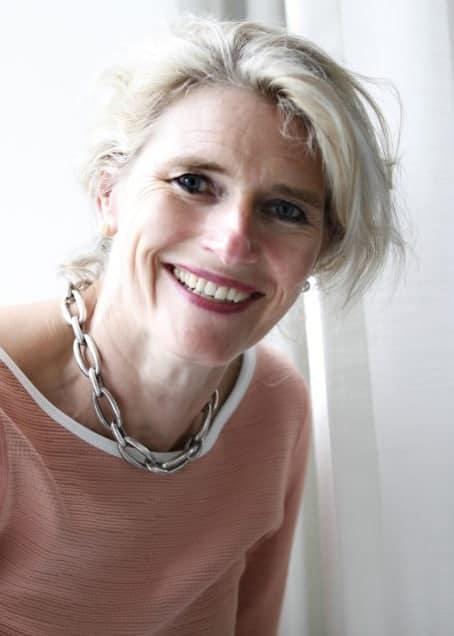 Annette van Waning, secretaris van de MADE BLUE Foundation