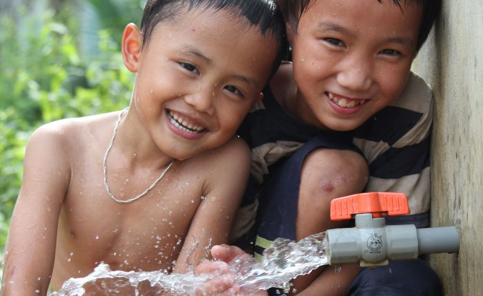 Schoon drinkwater voor de minderheidsgroepen in Vietnam - Ba Thuoc district - Dien Quang - World Vision