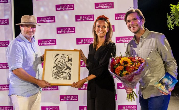Beachclub Birds wint Falco Eleonora award en Gaia Green Award
