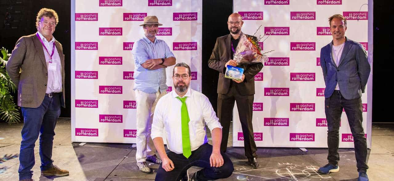Noorderlicht Cafe wint publieksprijs van de Gaia Green Awards 2020